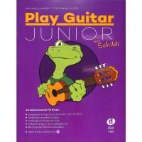 NOTEN Play Guitar Junior mit Schildi Langer D3507