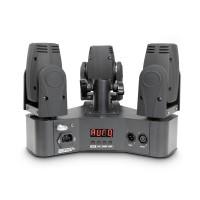 Cameo HYDRABEAM 300 RGBW - Lichtanlage mit 3 ultraschnellen 10 W CREE RGBW Quad-LED Moving Heads