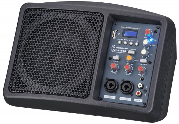 STUDIOMASTER Kompaktes Monitor System LIVESYS5S