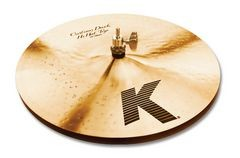 "ZILDJIAN K Custom Serie 14"" Dark Hats"