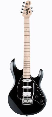 STERLING SUB Silo3 E-Gitarre, Black