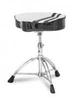MAPEX Drummersitz T756W Sattel Sitz, doppelstrebig,
