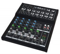 MACKIE MIX8 Mischpult 2 Mic / 2 Stereo