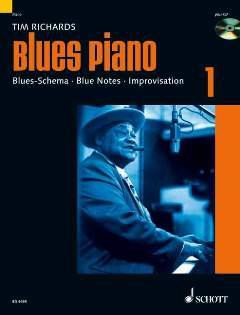 NOTEN Blues Piano 1 Richards ED9695