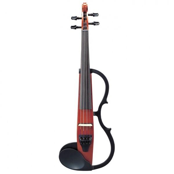 YAMAHA SV-130 Brown Silent Violin