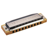 HOHNER Blues Harp A MS HOM533106