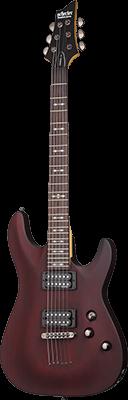 SCHECTER Omen 6 E-Gitarre