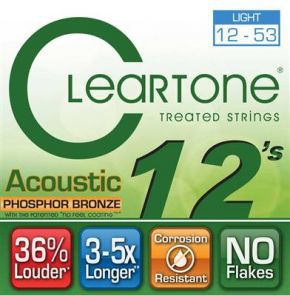 CLEARTONE Acoustic EMP Strings Light 12-53 CT7412