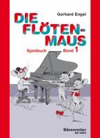 NOTEN Die Flötenmaus Spielbuch Band 1 BA 6668