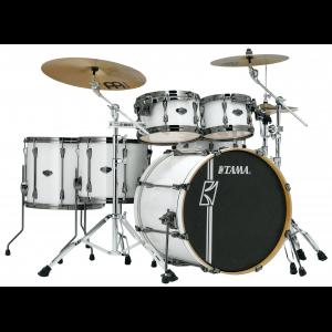 TAMA Superstar Hyperdrive Rock SGW Sugar White Schlagzeug Set
