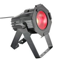 CAMEO Studio Mini PAR COB 30W - 30W COB LED RGB PAR Scheinwerfer in schwarzem Gehäuse CLPSTMINICOB30