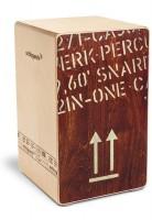 SCHLAGWERK CP404RED 2inOne Cajon Red Edition