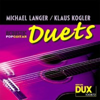 NOTEN Acoustic Pop Guitar Duets Langer CD D100872