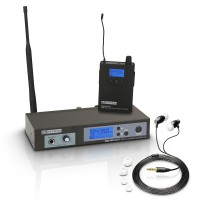 LD SYSTEMS MEI 100 G2 In Ear Monitoring System LDMEI100G2