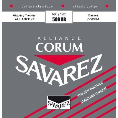 SAVAREZ Alliance Corum Gitarrensaiten 500 AR