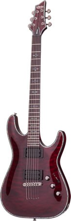 SCHECTER Hellraiser C-1 P E-Gitarre, Passive Series