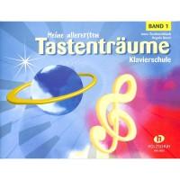 NOTEN Meine allerersten Tastenträume Band 1 Klavier Terzibaschitsch VHR3400