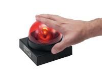 EUROLITE LED Buzzer-Polizeilicht rot