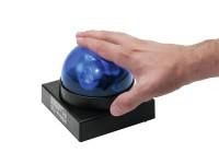 EUROLITE LED Buzzer-Polizeilicht blau