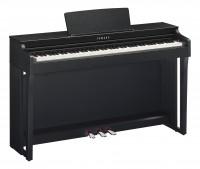 YAMAHA Clavinova CLP-625 Digitalpiano Set (inkl. Klavierbank + Kopfhörer)