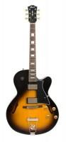 CORT Yorktown Semi-Acoustic Jazz Gitarre