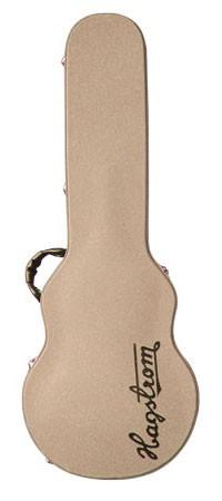 HAGSTROM Formkoffer HL-550 für HL-500 + Akustiks (o.Mora)