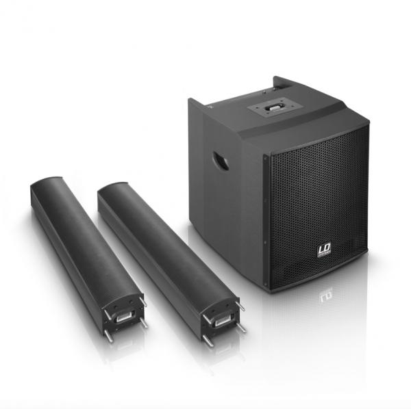 LD SYSTEMS MAUI 28 Mix Kompaktes Säulen PA System