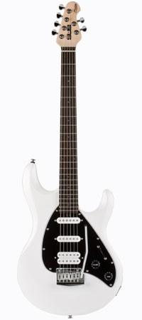 STERLING SUB Silo3 E-Gitarre, White