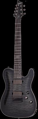 SCHECTER Hellr. Hybrid PT-7 E-Gitarre,