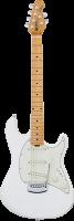 MUSIC MAN Cutlass E-Gitarre Ivory White ,Modern Classic Serie