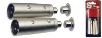 STAGG AC-XMCFH Male XLR - Fem RCA Adapter