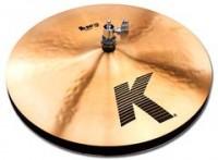"""ZILDJIAN K Zildjian Serie 14"""" K/Z Dyno Beat Special Hats"""