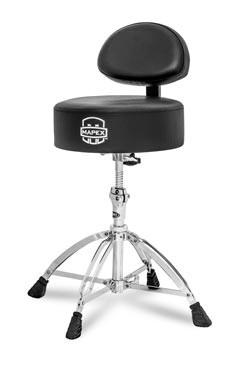 Doppelstrebiger Schlagzeug Hocker Drumhocker Drummer Sitz Schlagzeug Sitz Chair