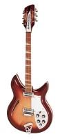 RICKENBACKER E-Gitarre 381/12 V69, Fireglo, 12-Saiter