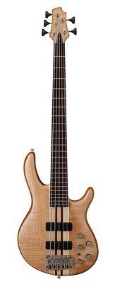 CORT A5 Plus FMMH E-Bass, 5-String,