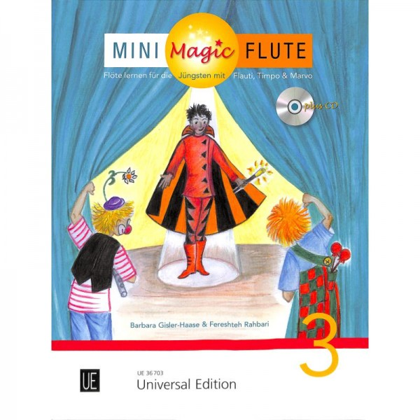 NOTEN Mini Magic Flute 3 Gisler Haase Barbara UE36703