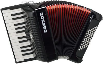 HOHNER Bravo II 48 Black