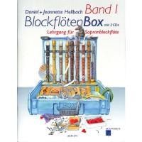 NOTEN Blockflötenbox 1 Hellbach Daniel ACM254