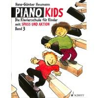 NOTEN Piano Kids 3 Heumann ED 8303