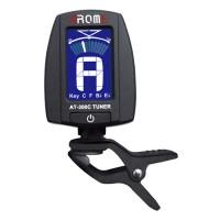 AROMA Clip-On Tuner AR AT300 B Black