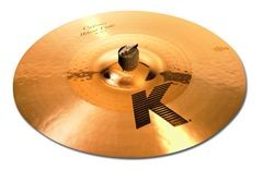 "ZILDJIAN K Custom Serie 18"" Hybrid Crash"