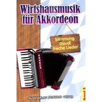 NOTEN Wirtshausmusik für Akkordeon 5 - GEIGER -SB77