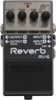BOSS RV-6 Reverb Pedal