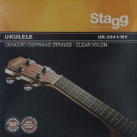 STAGG Ukulele Strings Set / Nylon  UK-2841-NY