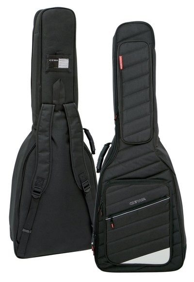 GEWA Gitarrentasche Gigbag Diagonale Westerngitarre