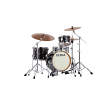 "TAMA Silverstar Metro Jam Kit BCB Brushed Charcoal Black 16"" Bassdrum"
