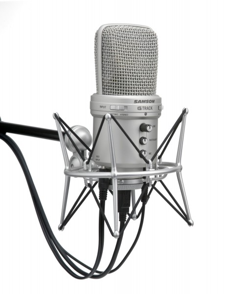 SAMSON G-Track USB Mikrofon
