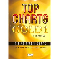 NOTEN Top Charts Gold 1 HAGE3663