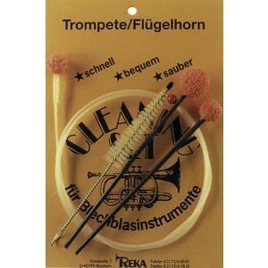 REKA Reinigungsset Trompete Flügelhorn Kornett 758000