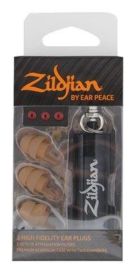 ZILDJIAN HD Earplugs tan (Paar)